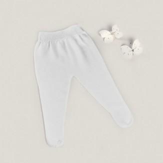 Polaina para bebé Básica de punto en algodón 100%