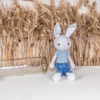 Rabbit Pantalón Cancún Azul