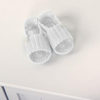 Sandalia menorquina Noa. Calzado bebé